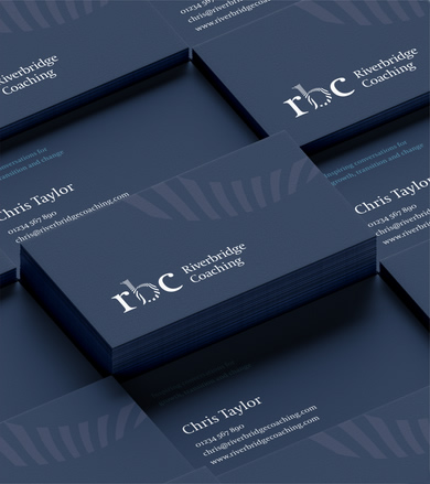 Riverbridge Coaching Branding
